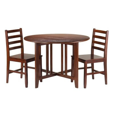 Columbia 3 Piece Drop Leaf Dining Set