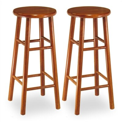 Anthem 30 Bar Stool Finish: Cherry
