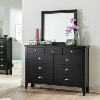 Crockett 9 Drawer Dresser