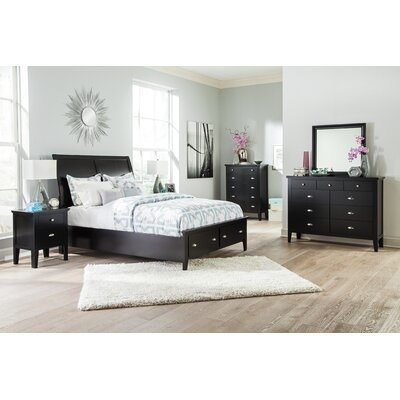 Crockett Panel Customizable Bedroom Set