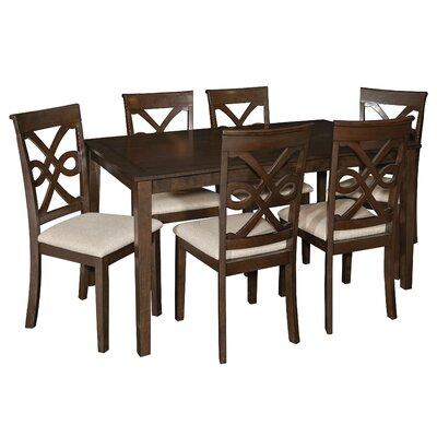 Delphi 7 Piece Dining Set