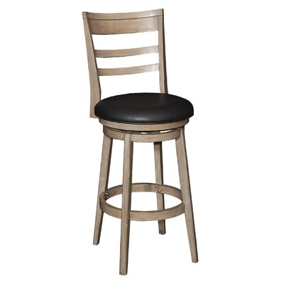 DeMotte XL 49.25 Swivel Bar Stool