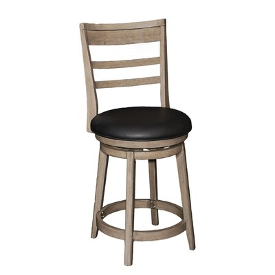 DeMotte XL 41 Swivel Bar Stool