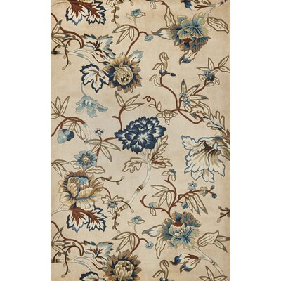 Las Cazuela Serenity Rug Rug Size: Rectangle 5 x 8