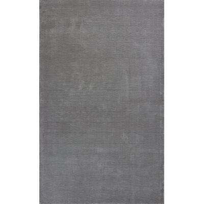 Glenshaw Chrome Area Rug Rug Size: 33 x 53