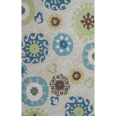 Lager Head Sand Courtney Area Rug Rug Size: 33 x 53