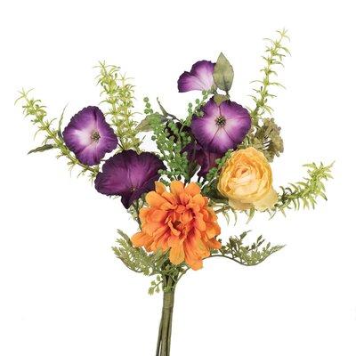 Artificial Petunia and Mum Mixed Stem RDBL2698 35267617