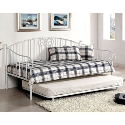 Vivienne Transitional Daybed Finish: White