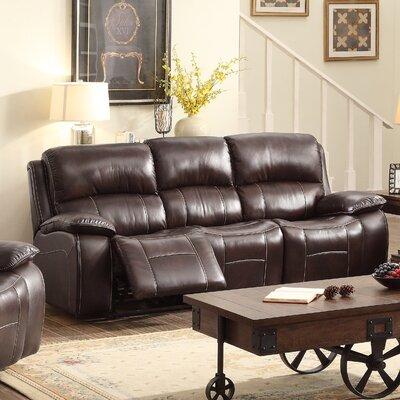 Dolder Contemporary Reclining Sofa