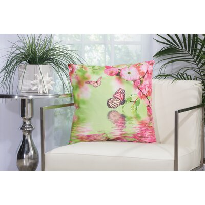 Bates Indoor/Outdoor Throw Pillow