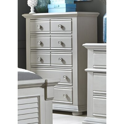 Dickens 8 Drawer Chest