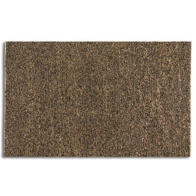 Campton Hand-Loomed Brown/Jute Area Rug