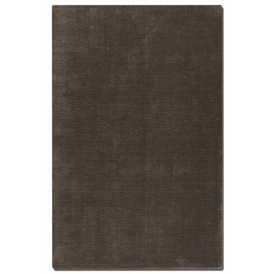 Campos Hand Tufted Dark Lava Area Rug Rug Size: Rectangle 5 x 8