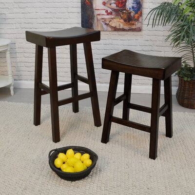 Christensen 25 Bar Stool Finish: Espresso
