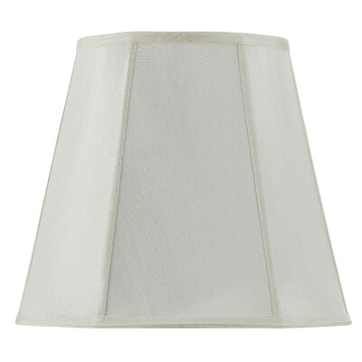 18 Fabric Empire Lamp Shade Finish: Eggshell