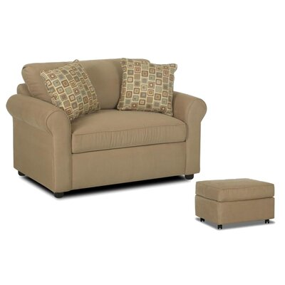 Casares Dreamquest Sleeper Loveseat