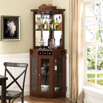 Arms Bar with Wine Storage