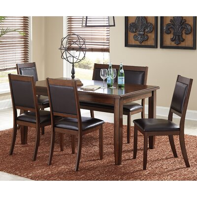 Chavers 6 Piece Dining Set
