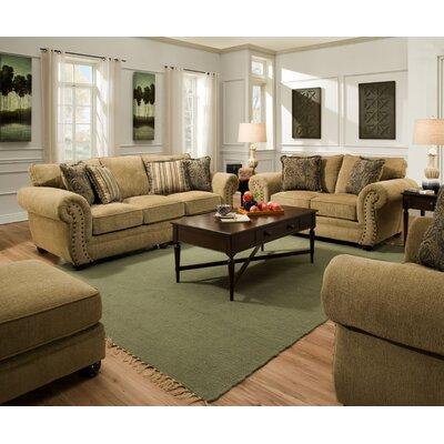 Channahon Configurable Living Room Set