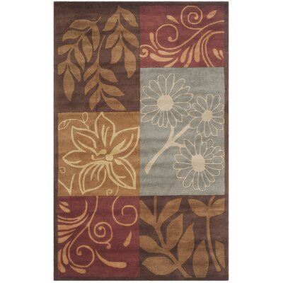 Hodgson Multi Area Rug Rug Size: Rectangle 5 x 8