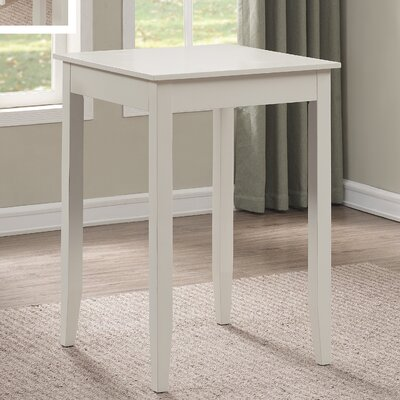 Nasturtium Square Pub Table with Drawer