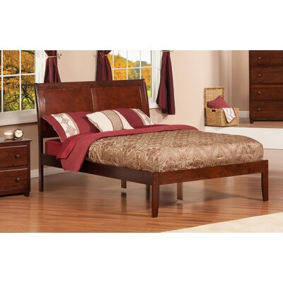 Ahoghill Bed Finish: Antique Walnut, Size: Full