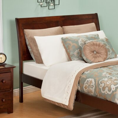 Ahoghill Sleigh Headboard Size: Queen, Finish: Espresso