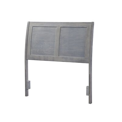 Regiene Twin Panel Headboard Size: Twin