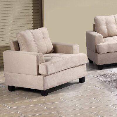 Childress Armchair Upholstery: Beige