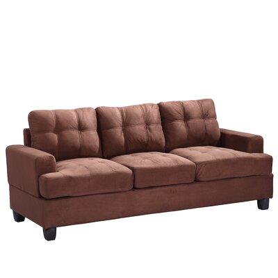 Childress Sofa Upholstery: Chocolate