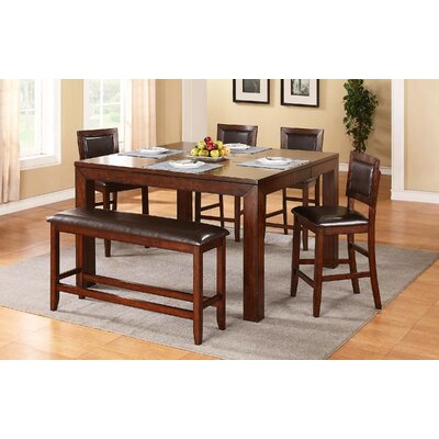 Brookstonval 6 Piece Dining Set
