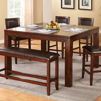 Brookstonval Counter Height Dining Table