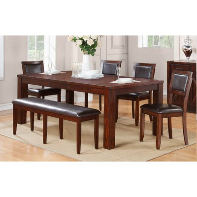 Brookstonval Extendable Dining Table