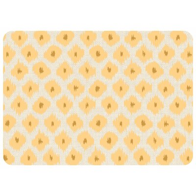 Bulwell Ikat Kitchen Mat Rug Size: 22 x 52, Color: Green