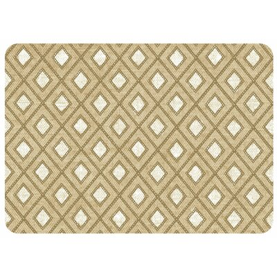 Swofford Diamond Kitchen Mat