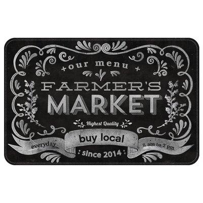 Swofford Farmers Market Kitchen Mat