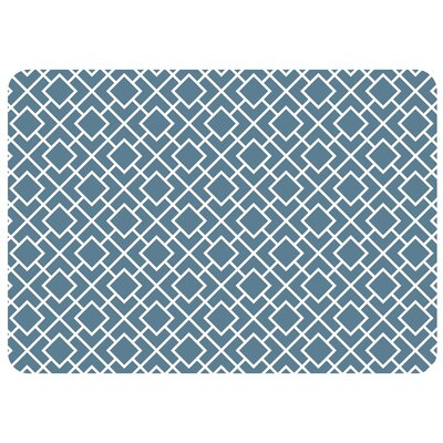 Bulwell Tazekka Kitchen Mat Color: Grey