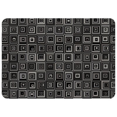 Swofford Doormat Color: Ebony