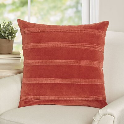Bush Indoor Velvet Pillow Cover