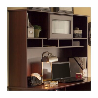 Hillsdale 36 H x 60 W Desk Hutch Finish: Harvest Cherry