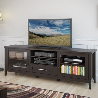 Starkville TV Stand Finish: Espresso