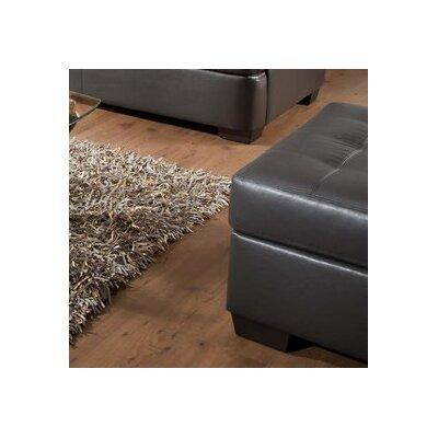 Simmons Upholstery Cates Ottoman Upholstery: Granite