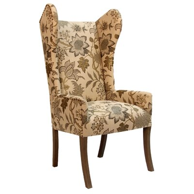 Bullion Jacobean Flair Arm Chair