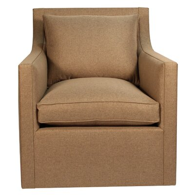 Burkhardt Swivel Armchair