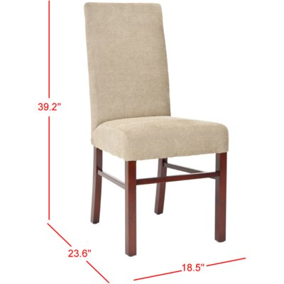 Remick Parsons Chair Finish: Sage