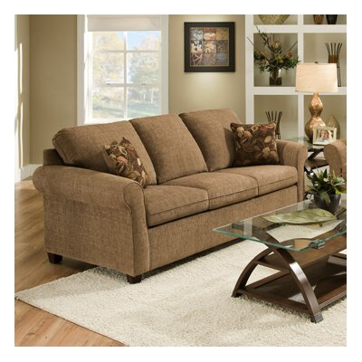 Simmons Upholstery Crittendon Sleeper Loveseat