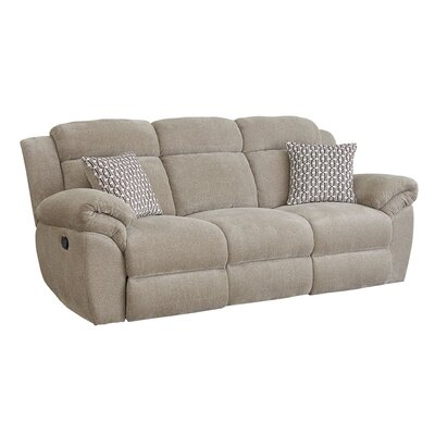 Red Barrel Studio RDBL3596 Apollo Manual Motion Reclining Sofa