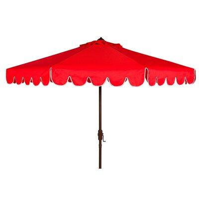 Olivares 8 Modern Crank Drape Umbrella