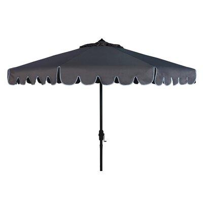 Olivares 8 Solid Crank Drape Umbrella