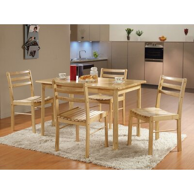 Argyle 5 Piece Dining Set